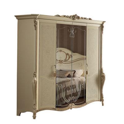 4/doors wardrobe h. 230