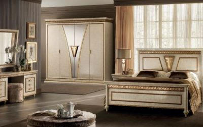 fantasia modern bed room set