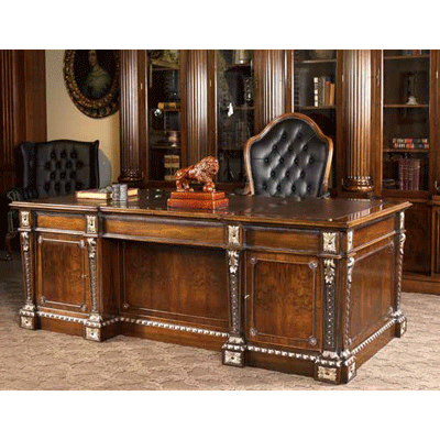 "Classic WRITING DESK""ELISABETH"""