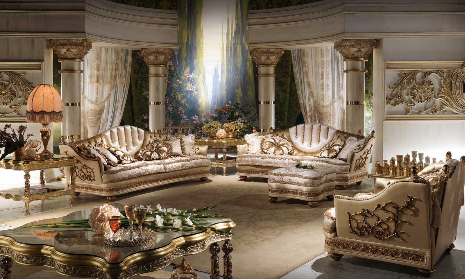 Royal Living Room 1