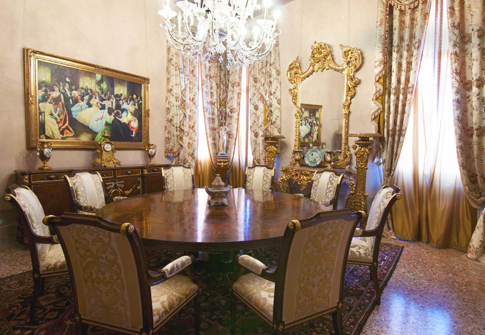 CaBernardo Dining Room 2