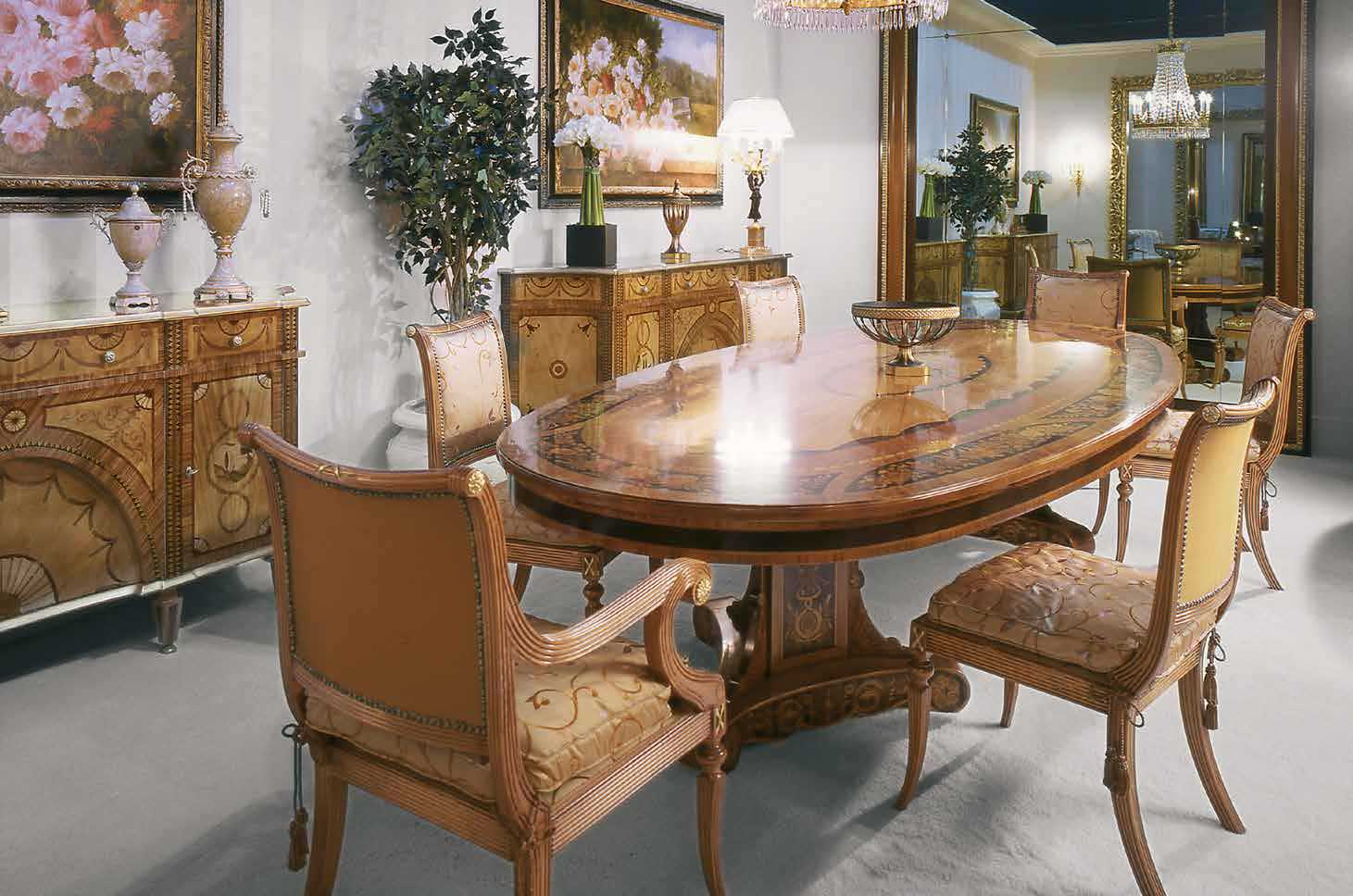 CLASSIC Dining Room 2