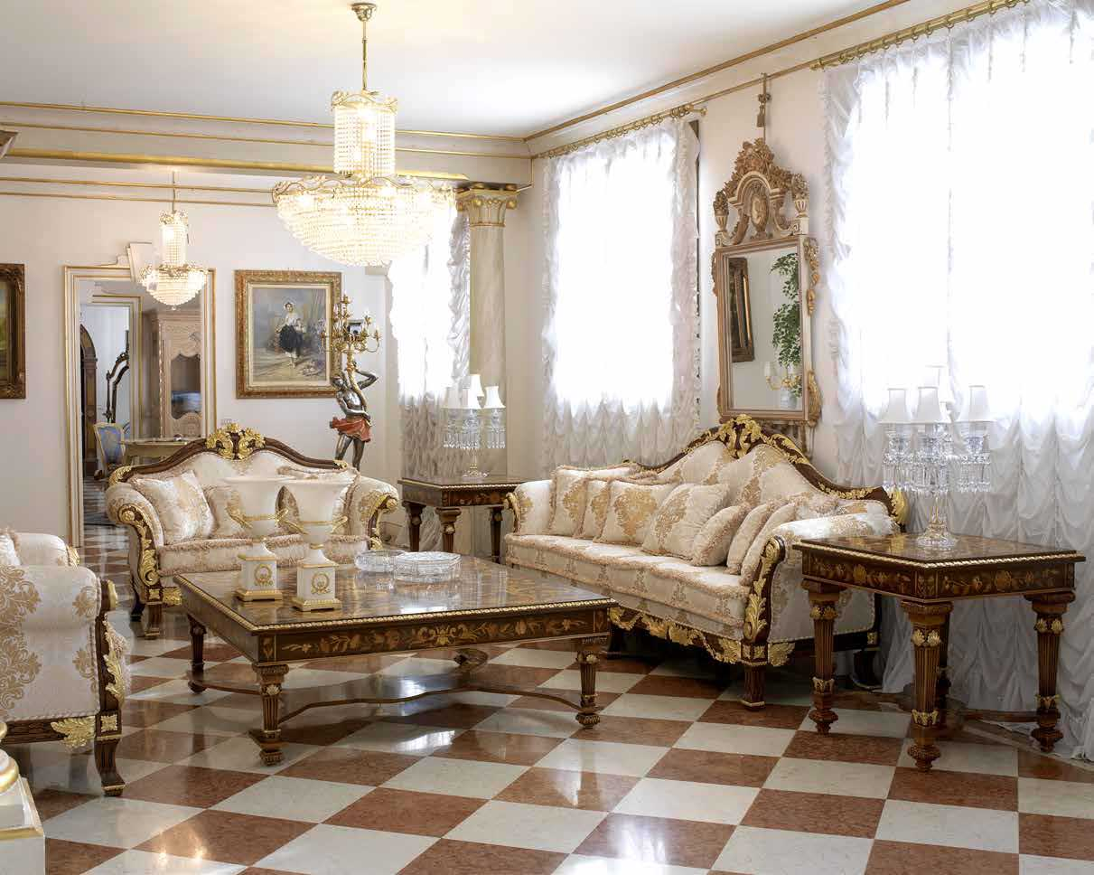 CLASSIC Living Room 4
