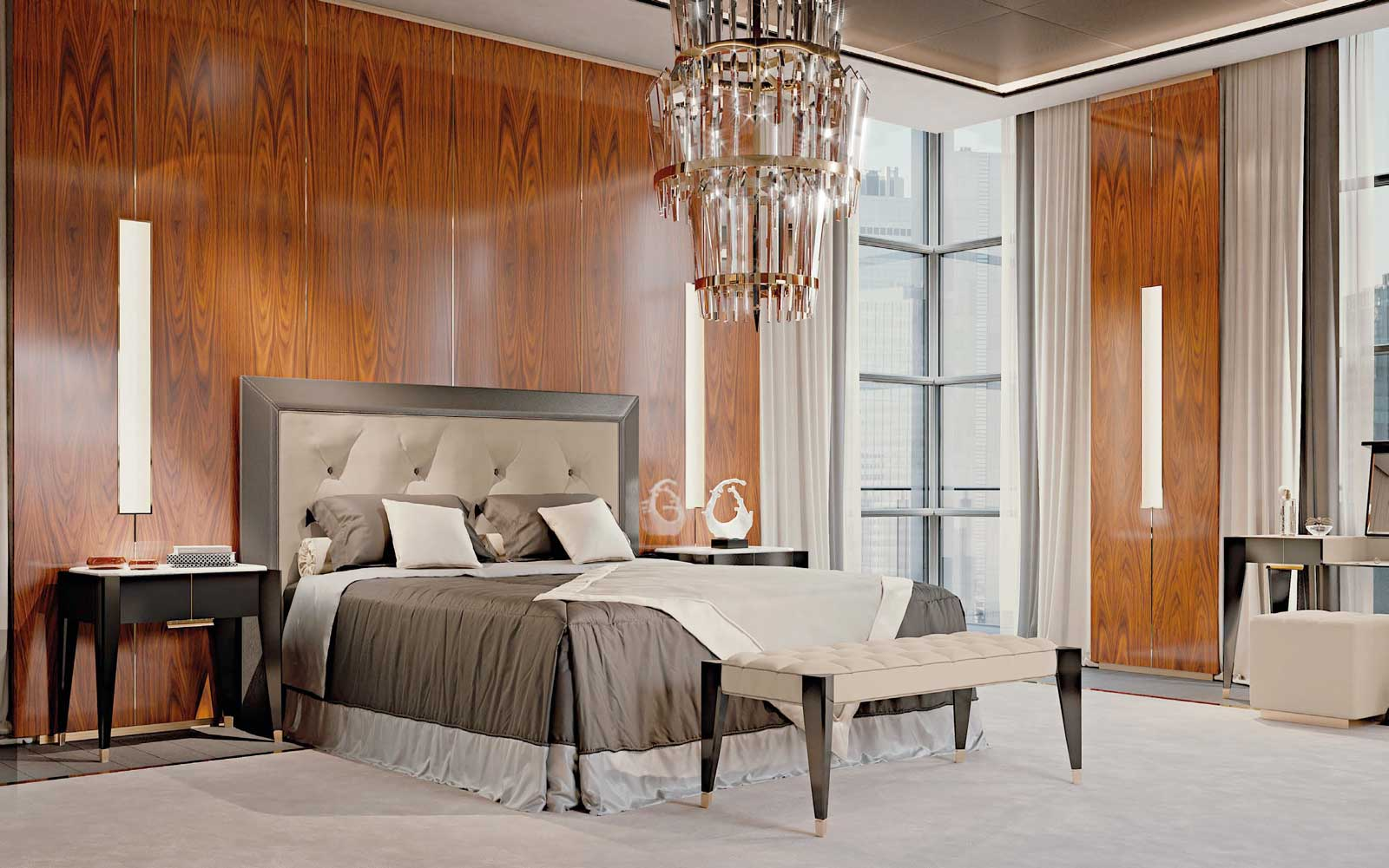 Contemporary Feel vol-1 Bed Room 4