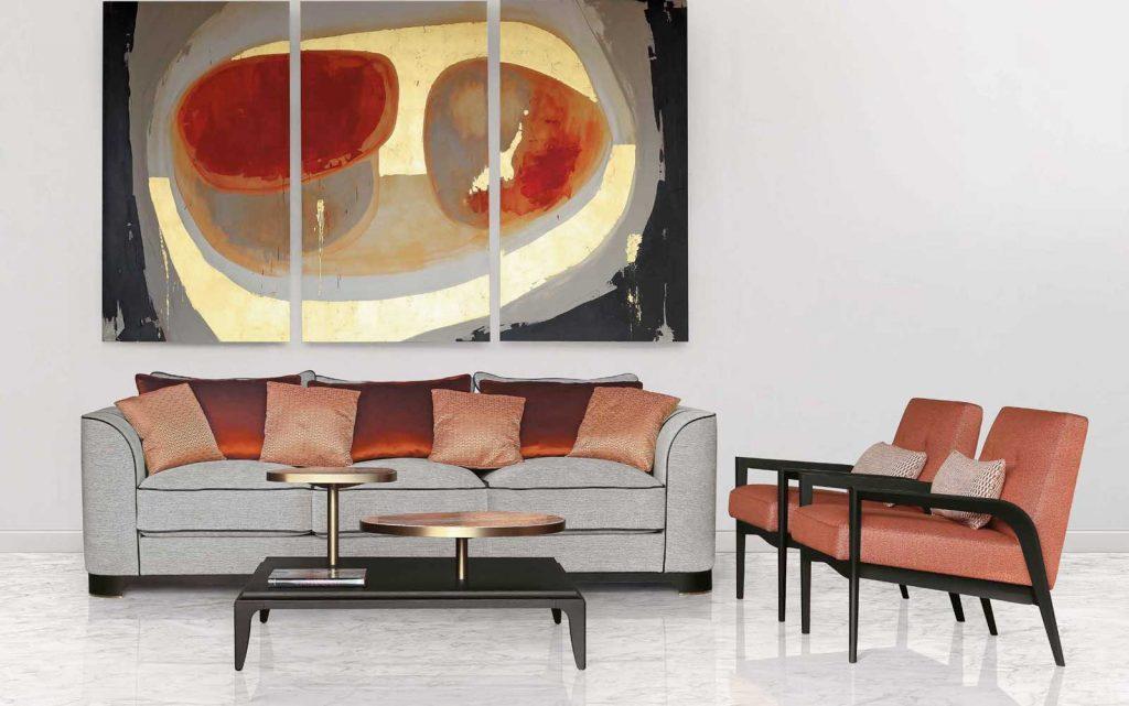 Contemporary Feel vol-2 Living Room 4