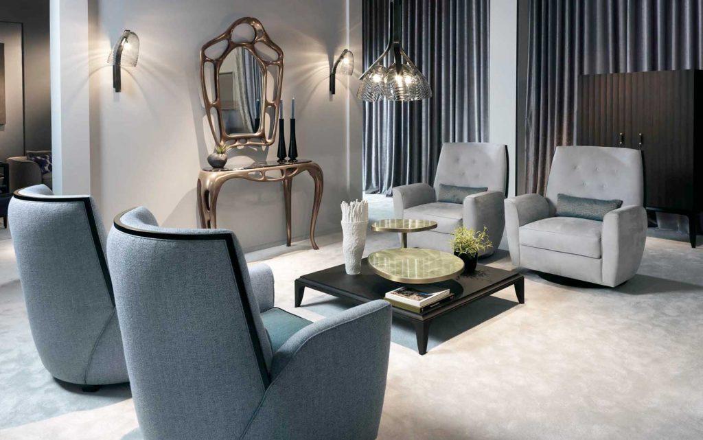 Contemporary Feel vol-2 Living Room 5