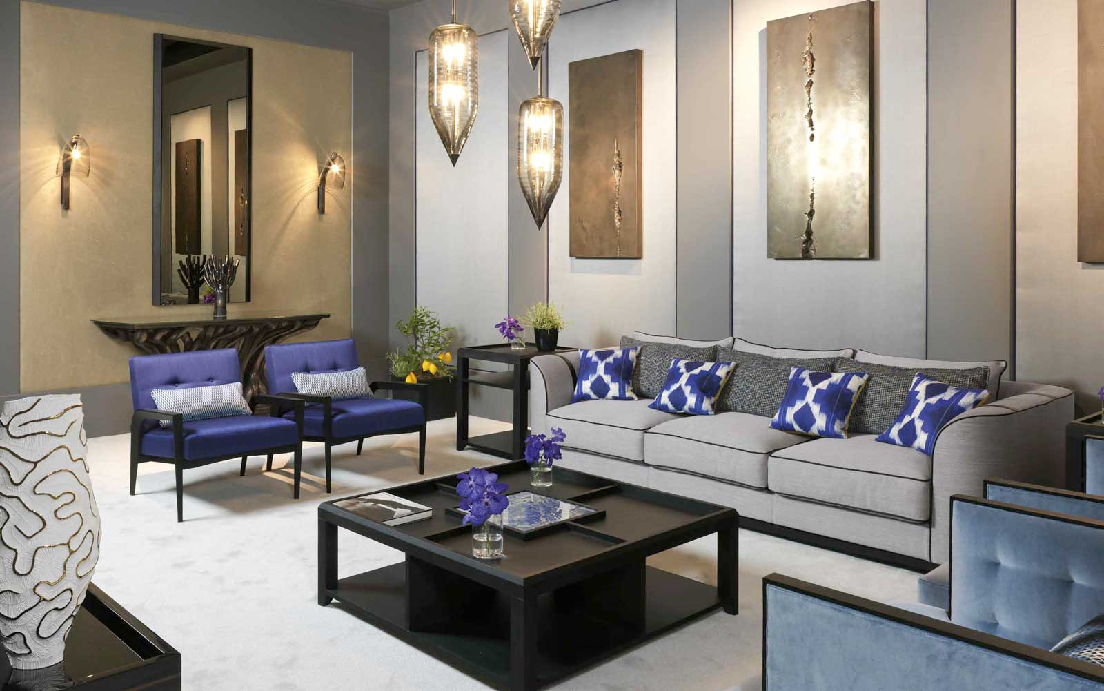 Contemporary Feel vol-2 Living Room 6