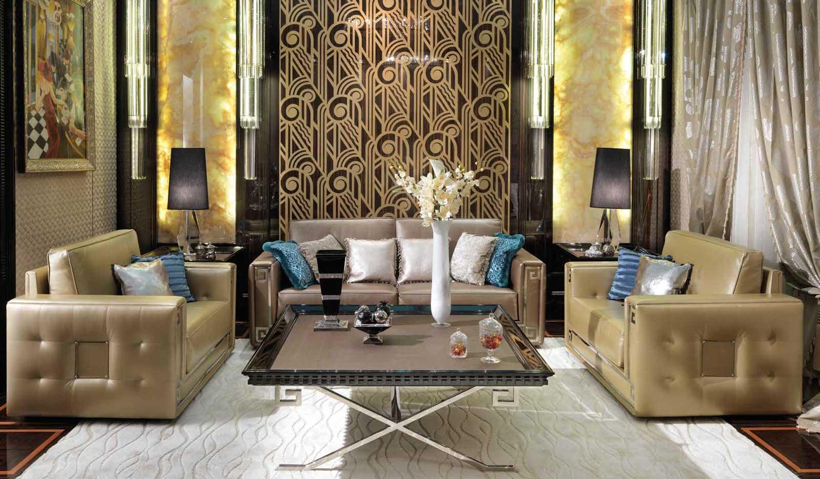 GiemmeStile ATELIER Molon Living Room 1