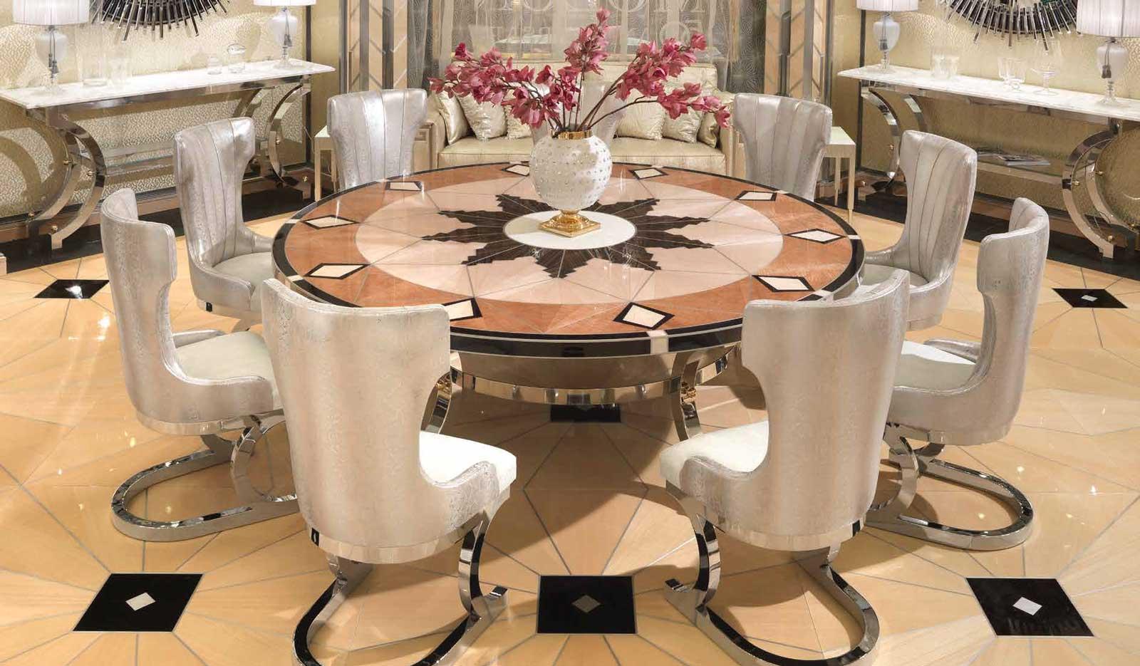 GiemmeStile ATELIER Molon Dining Room 1