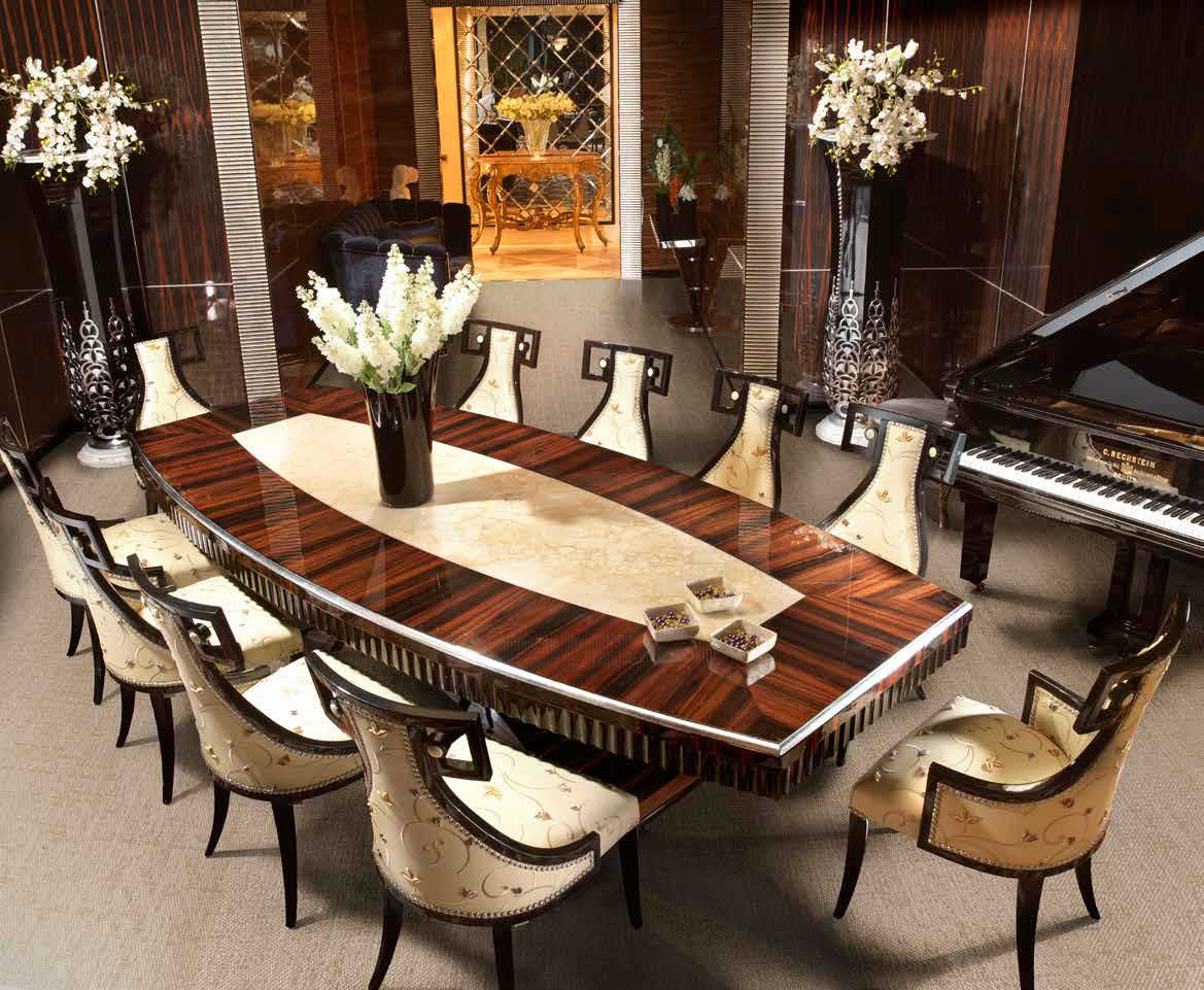 GiemmeStile ATELIER Molon Dining Room 9
