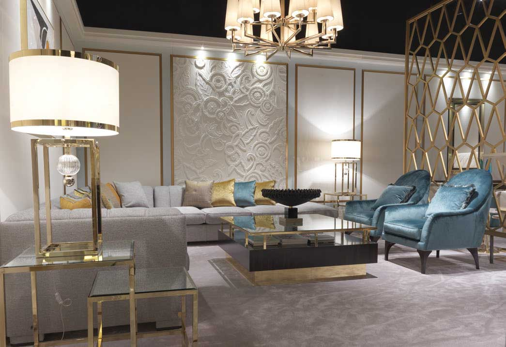Salone del Mobile Living Room 1