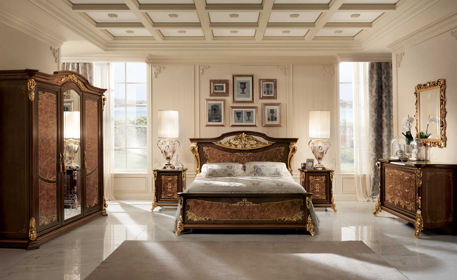 SINFONIA Bed Room 3