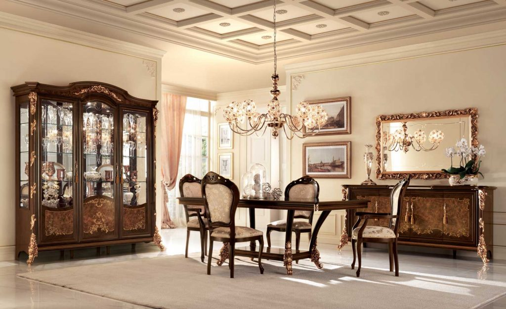 SINFONIA Dining Room 1