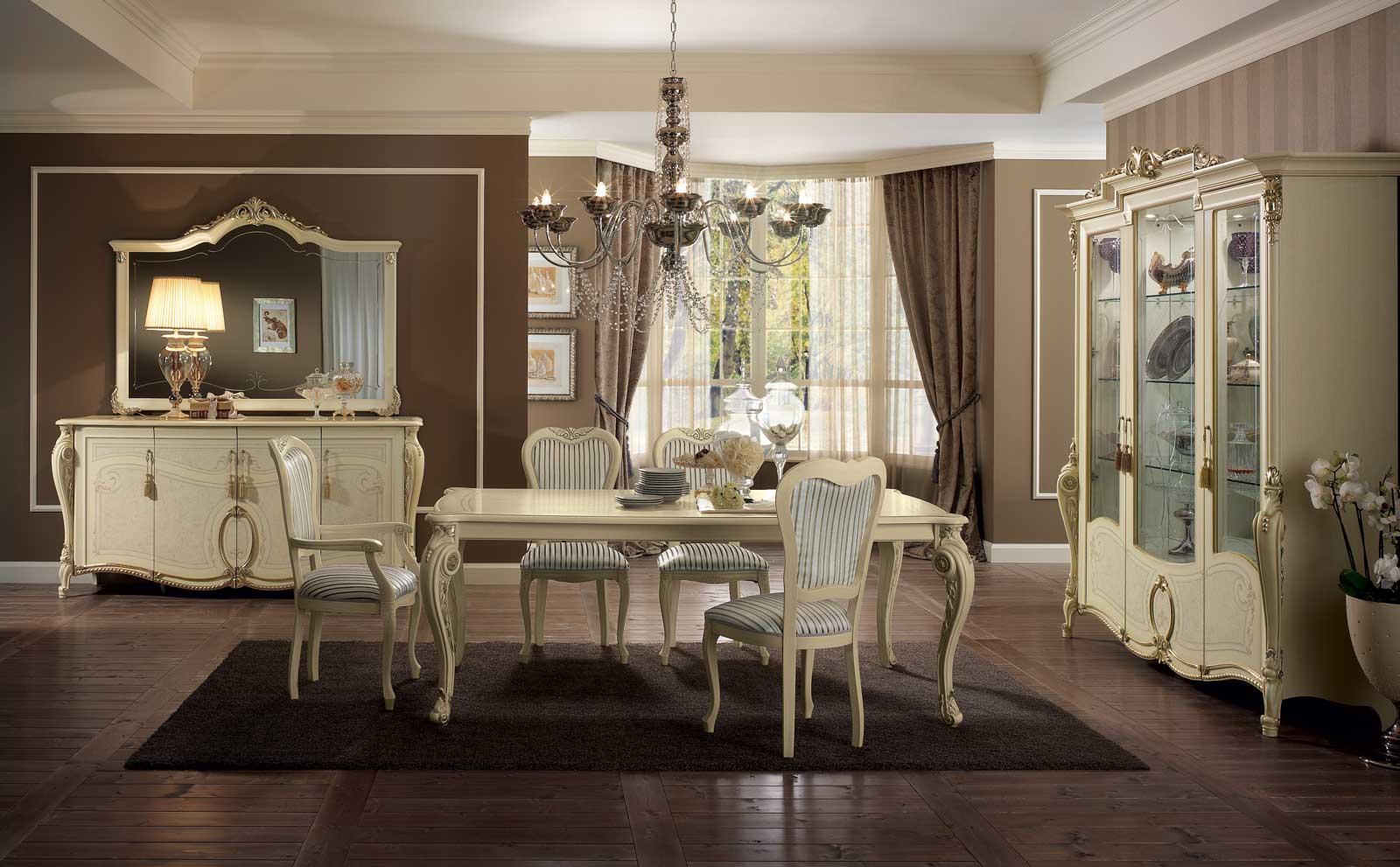 TIZIANO Dining Room 1