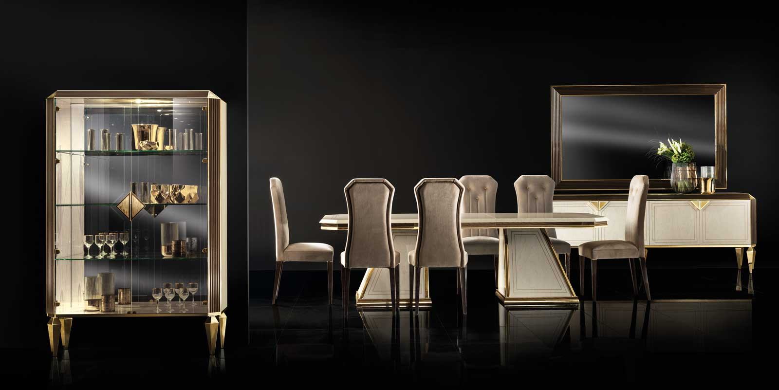 Diamante Dining Room 1