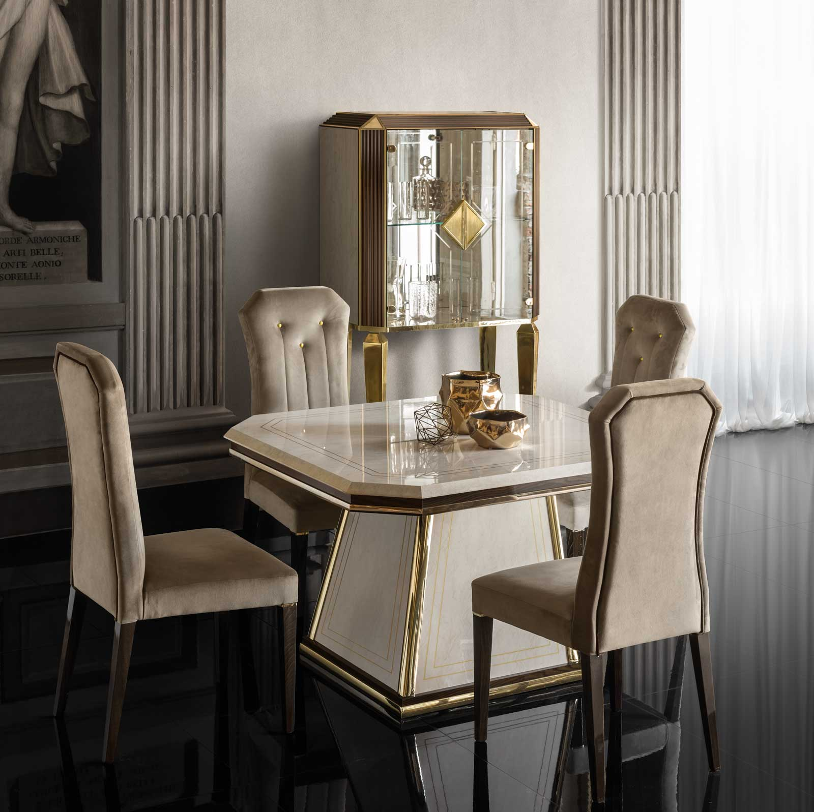 Diamante Dining Room 2