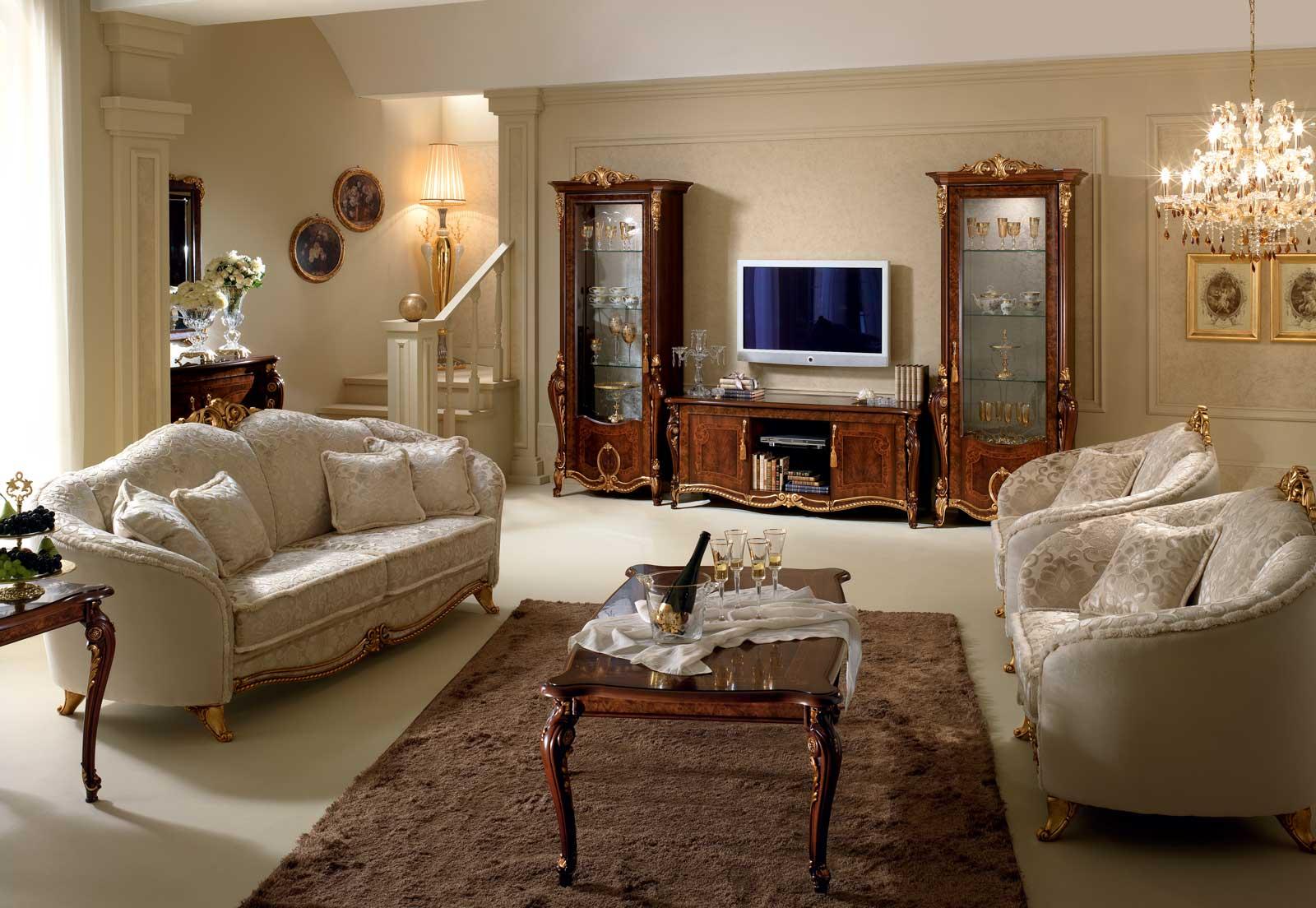 Donatello Living Room 1 - Milano Italian Furniture